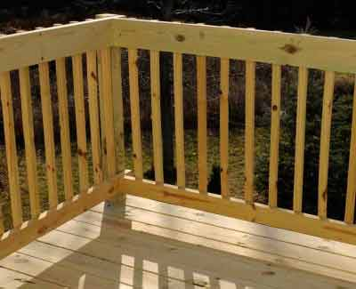 Decking product suppliers in Kent