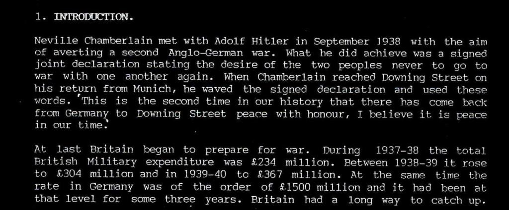 Gaza History Text Invert