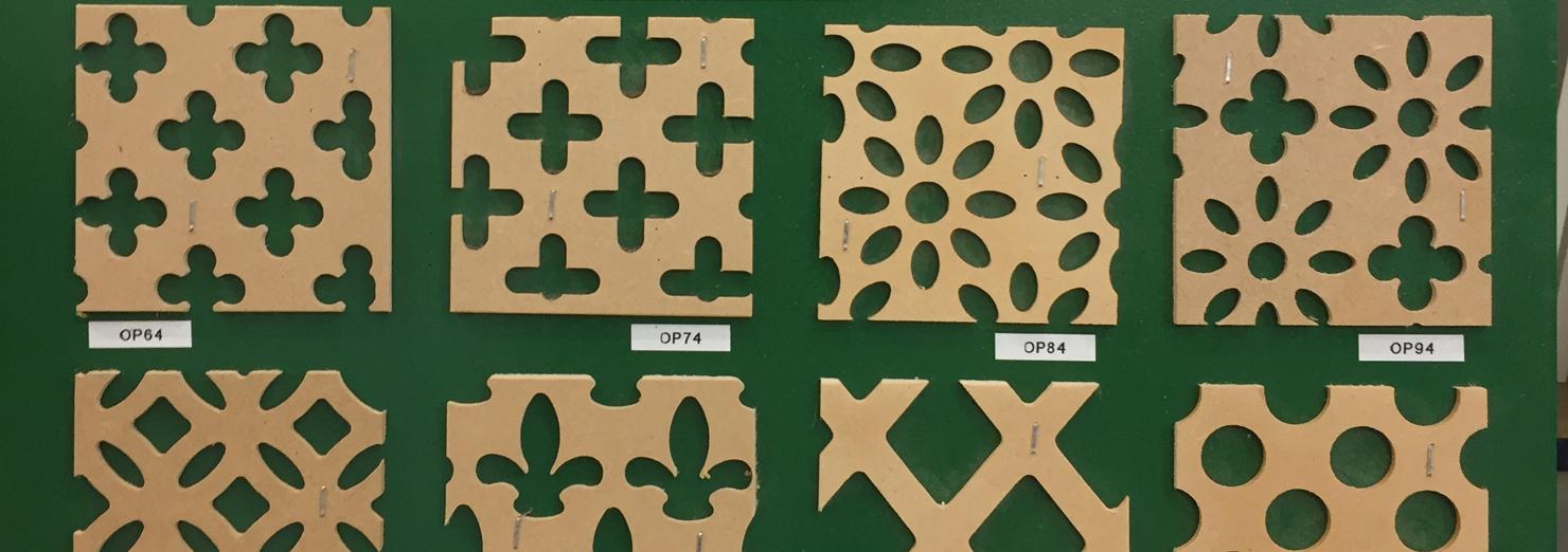 Radiator panels