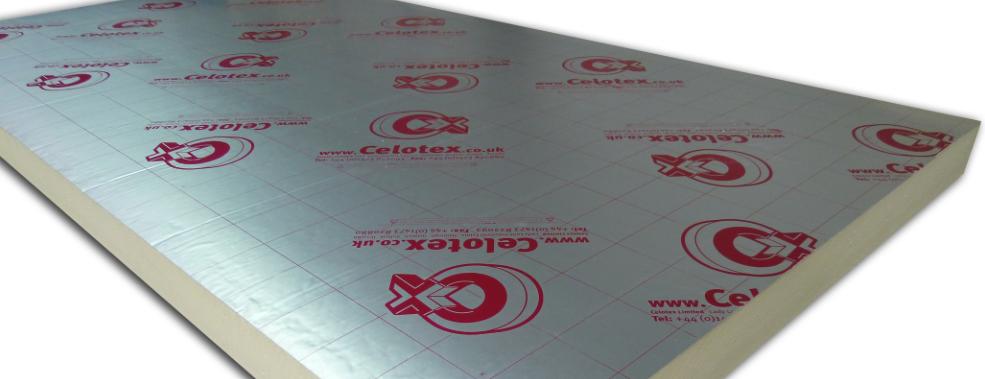 Foilboard Celotex Type Insulation