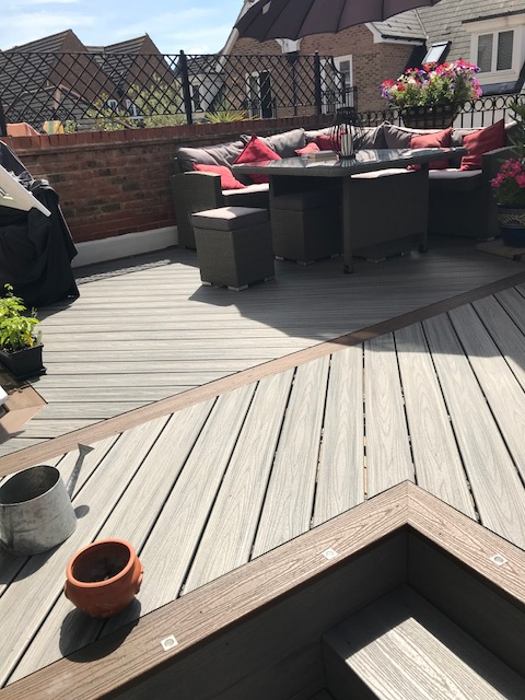 how to do decking products